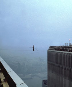 Phillipe Petit: Man on Wire
